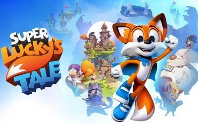 Super Lucky's Tale Review – Xbox One X Enhanced