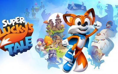 Super Lucky's Tale, gamescom 2017 hands on