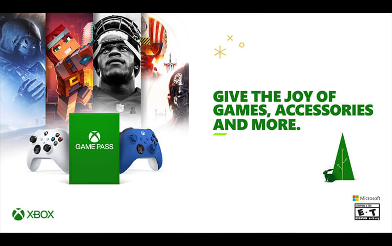Xbox Offers Black Friday Cyber Monday 2020