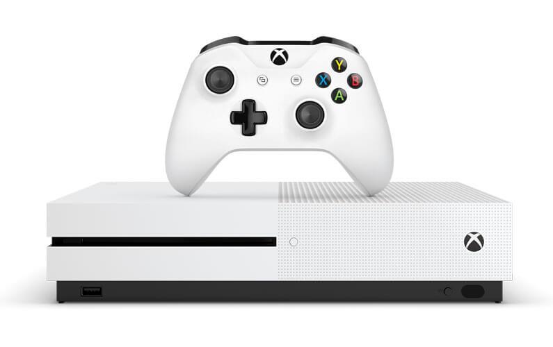 Xbox One S Announcement