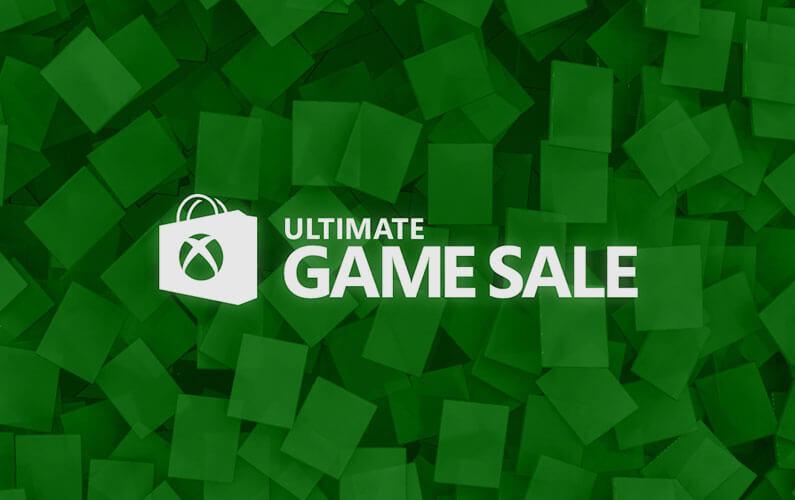 Xbox Summer 2016 Sale