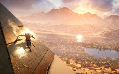 Assassin's Creed Origins, gamescom 2017 hands on