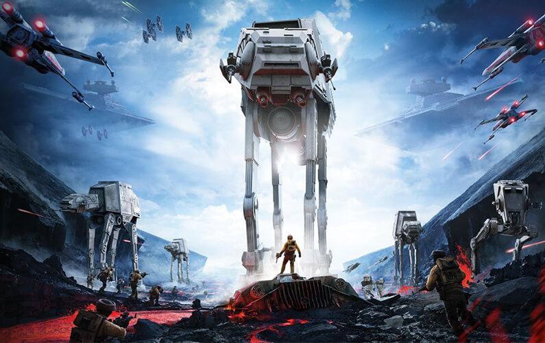 Κυκλοφόρησε το Star Wars Battlefront