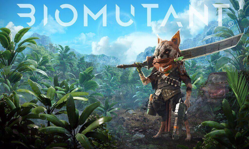 Καινούργιο gameplay από Biomutant