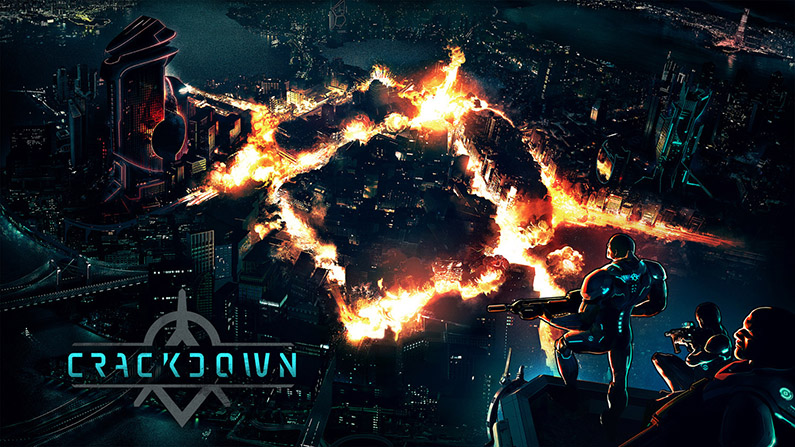 Gameplay και Destructible Enviroments από το Crackdown 3