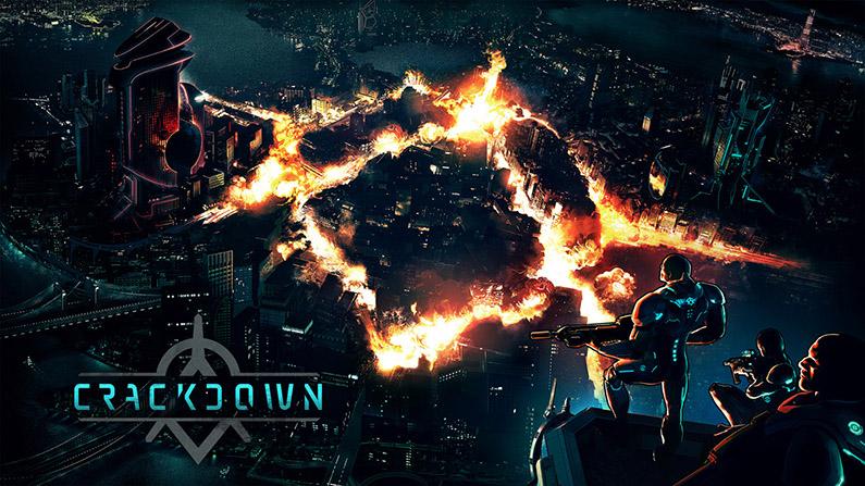 Gameplay και Destructible Enviroments από το Crackdown 3