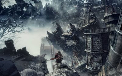 Darks Souls 3: The Ringed City Review