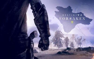 Destiny 2: Forsaken – Εντυπώσεις