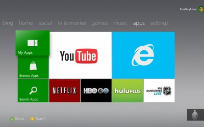 System Update για το Xbox 360 (!)