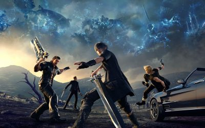 Final Fantasy XV – Xbox One X Enhanced