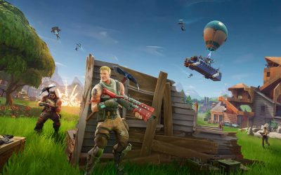 Fortnite – Xbox One X Enhanced