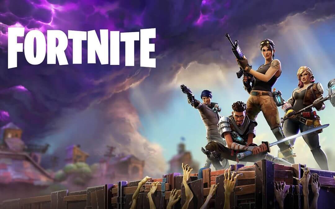 Unreal πωλήσεις για το Fortnite
