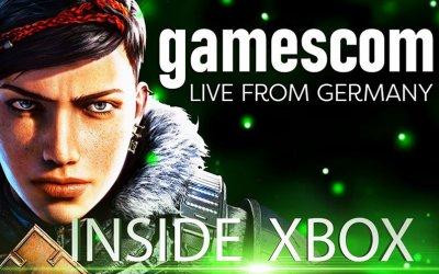 Inside Xbox στην gamescom 2019
