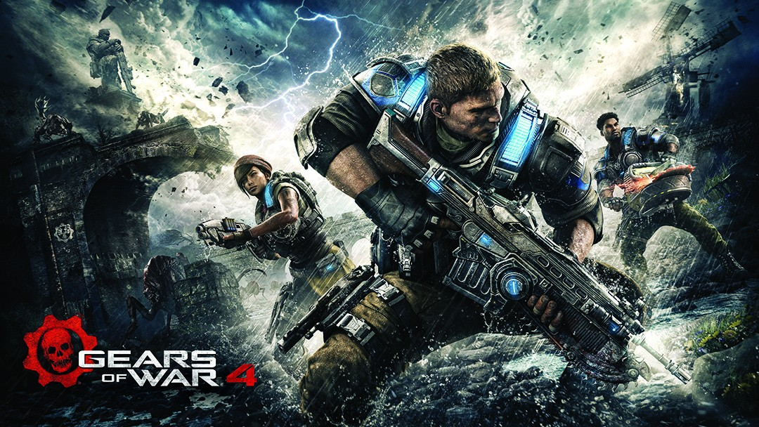 Gears of War 4 trailer