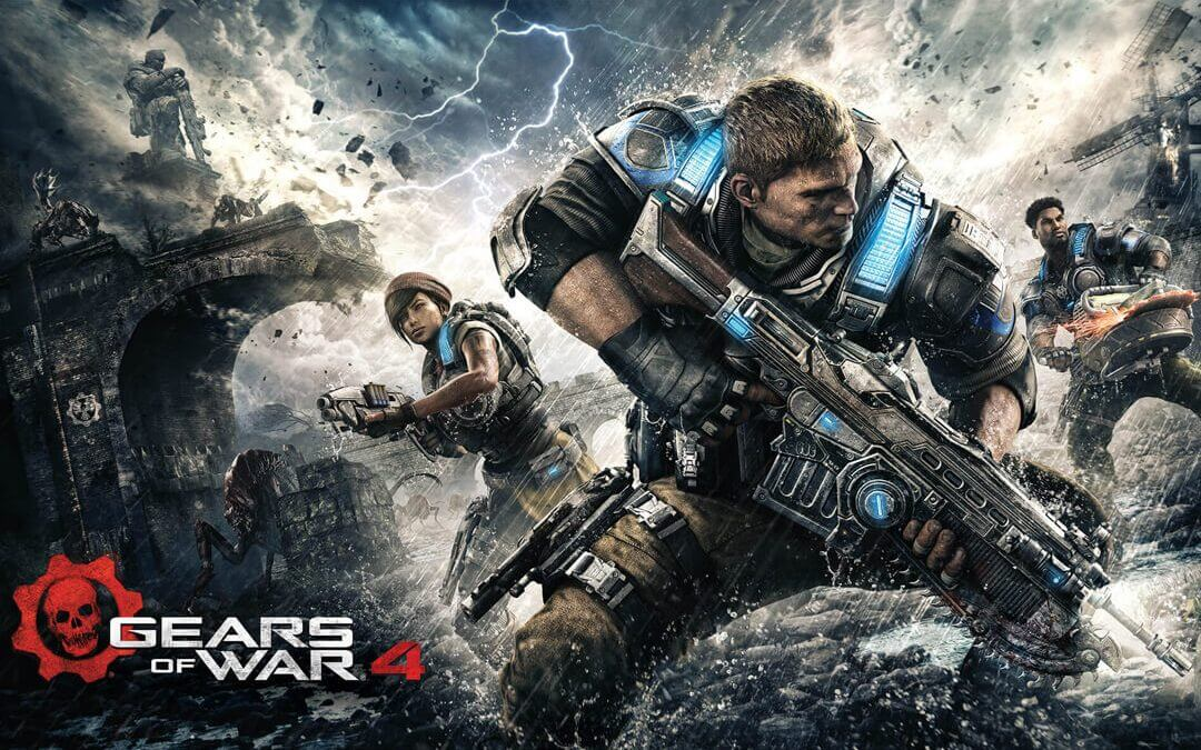 Title Update για το Gears of War 4