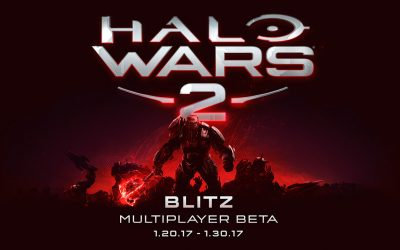 20 Ιανουαρίου η Blitz Multiplayer Beta του Halo Wars 2