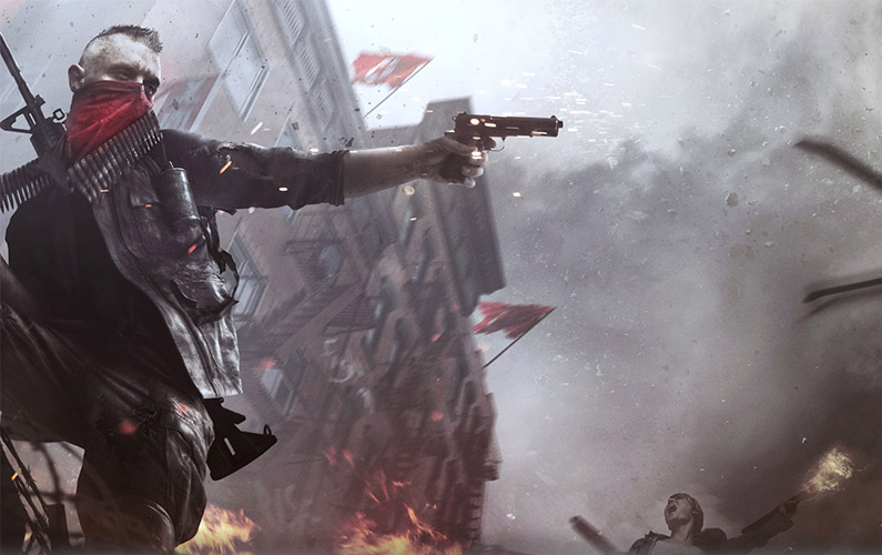 Cinematic και Gameplay Trailer για το Homefront: The Revolution