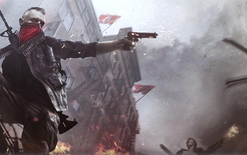 Cinematic και Gameplay Trailer για το Homefront: The Revolution