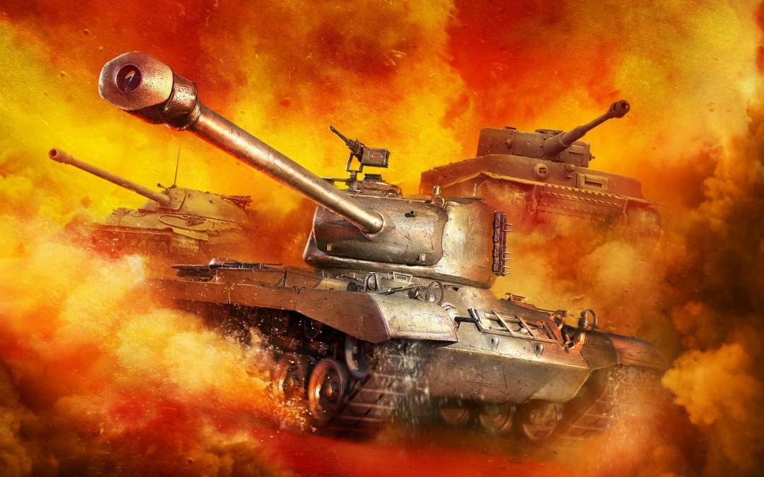 Έρχεται το World of Tanks στο Xbox One