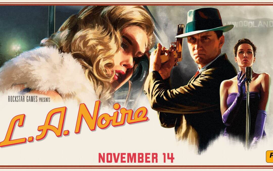 To L.A. Noire στο Xbox One
