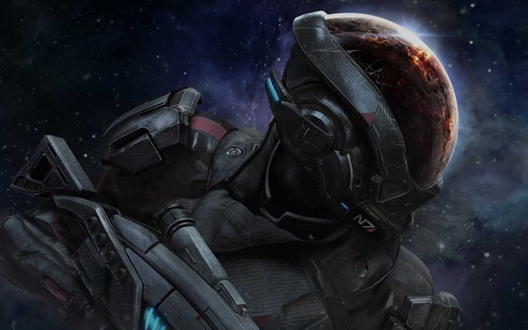 Mass Effect: Andromeda Reveal Trailer