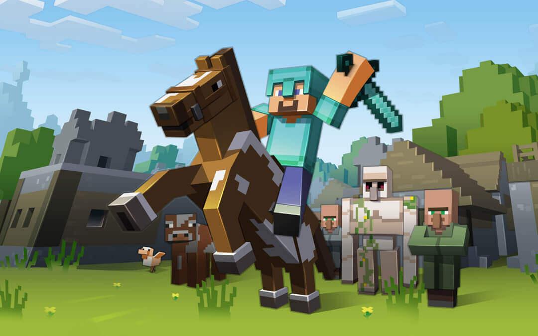 To Minecraft: Windows 10 Edition στο Project Scorpio