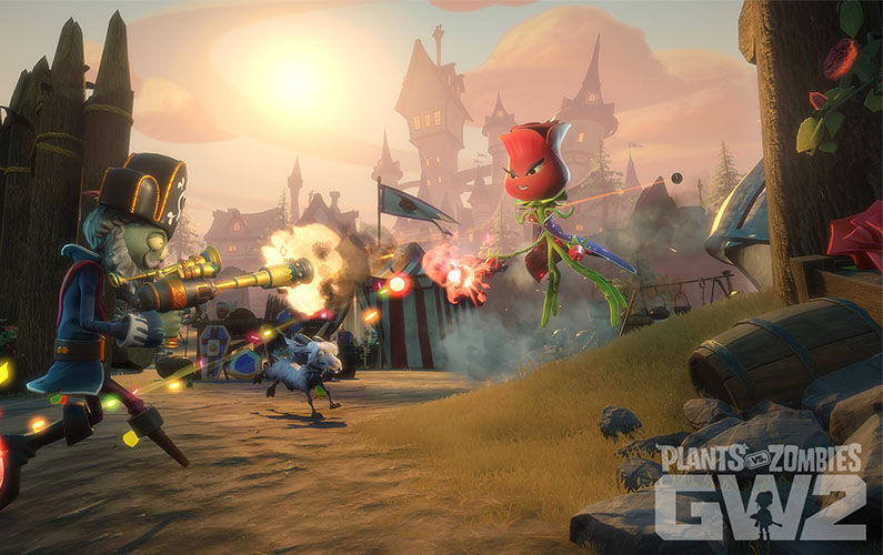 Ανακοινώθηκε το Plants vs. Zombies Garden Warfare 2