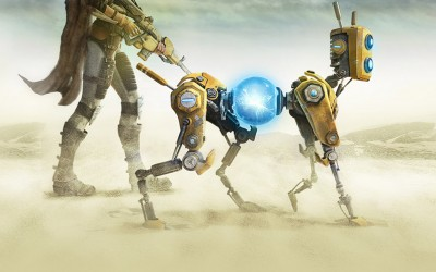 ReCore Hands-on, gamescom 2016