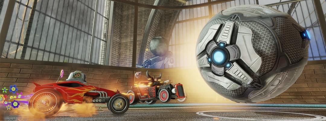 Το Rocket League εγκαινιάζει το Cross Network Play