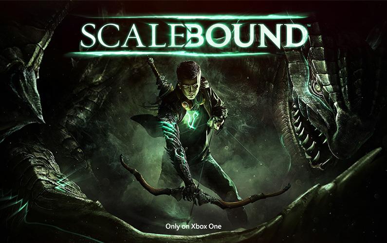 Πρώτη ματιά στο Scalebound