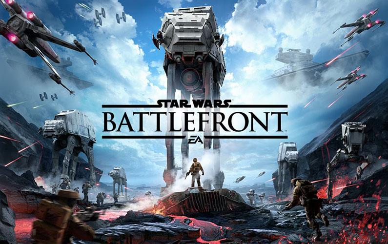 Λεπτομέρειες για το Star Wars Battlefront