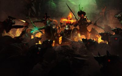 Warhammer: End Times – Vermintide – Xbox One X Enhanced