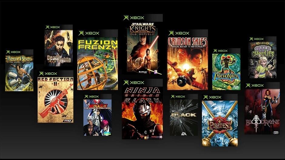 3 Γενιές Παιχνιδιών στο Xbox